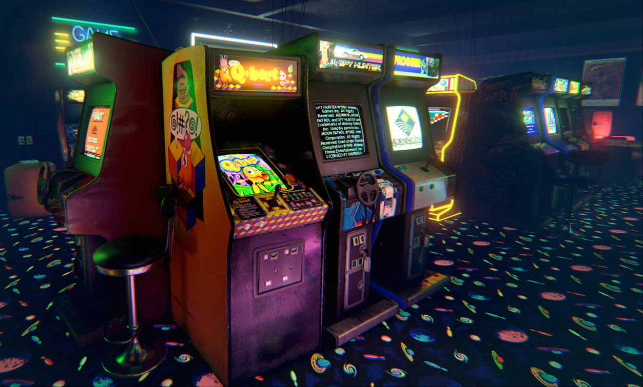 Arcade games | Euro Palace Casino Blog