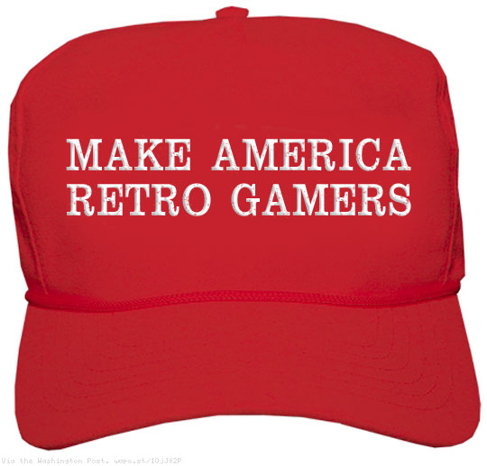 Create virtual headwear with the Donald Trump Hat Generator - Make