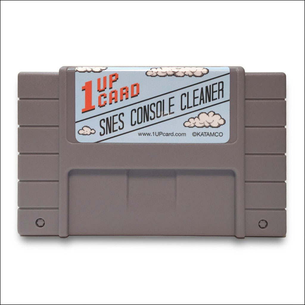 1UpCard Console Cleaner