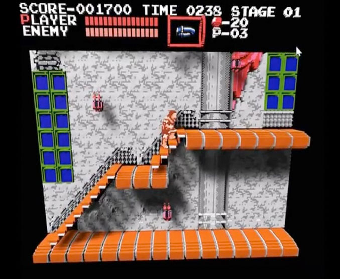 Amazing 3DNES NES emulator brings a 3D feel to standard 2D video