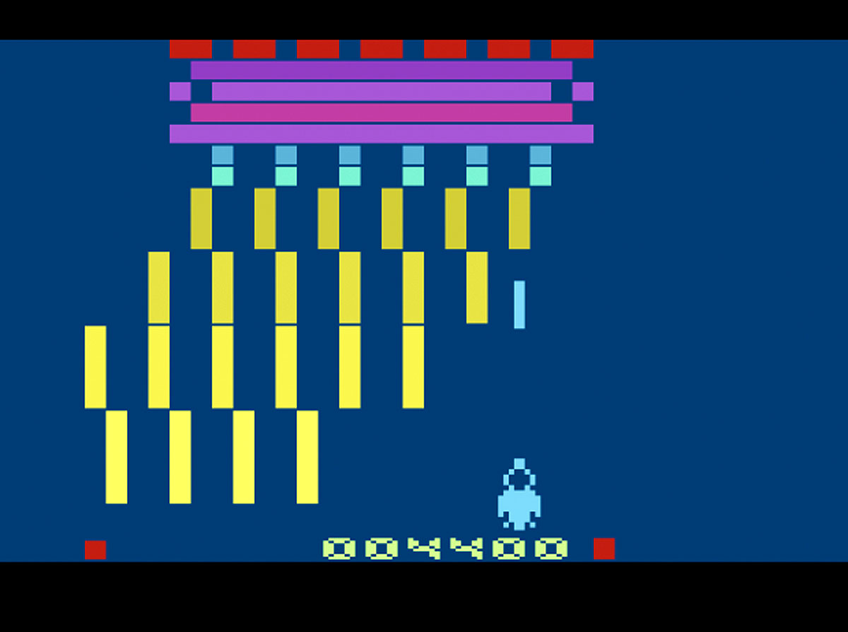 Boss for the Atari 2600screenshot