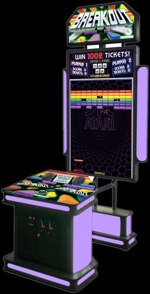 Arcade Breakout