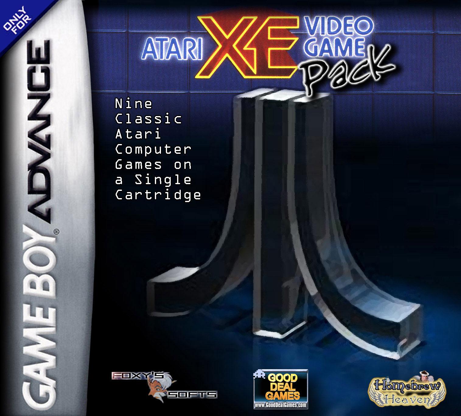 Long ago a homebrew multi-cart of #AtariST computer games