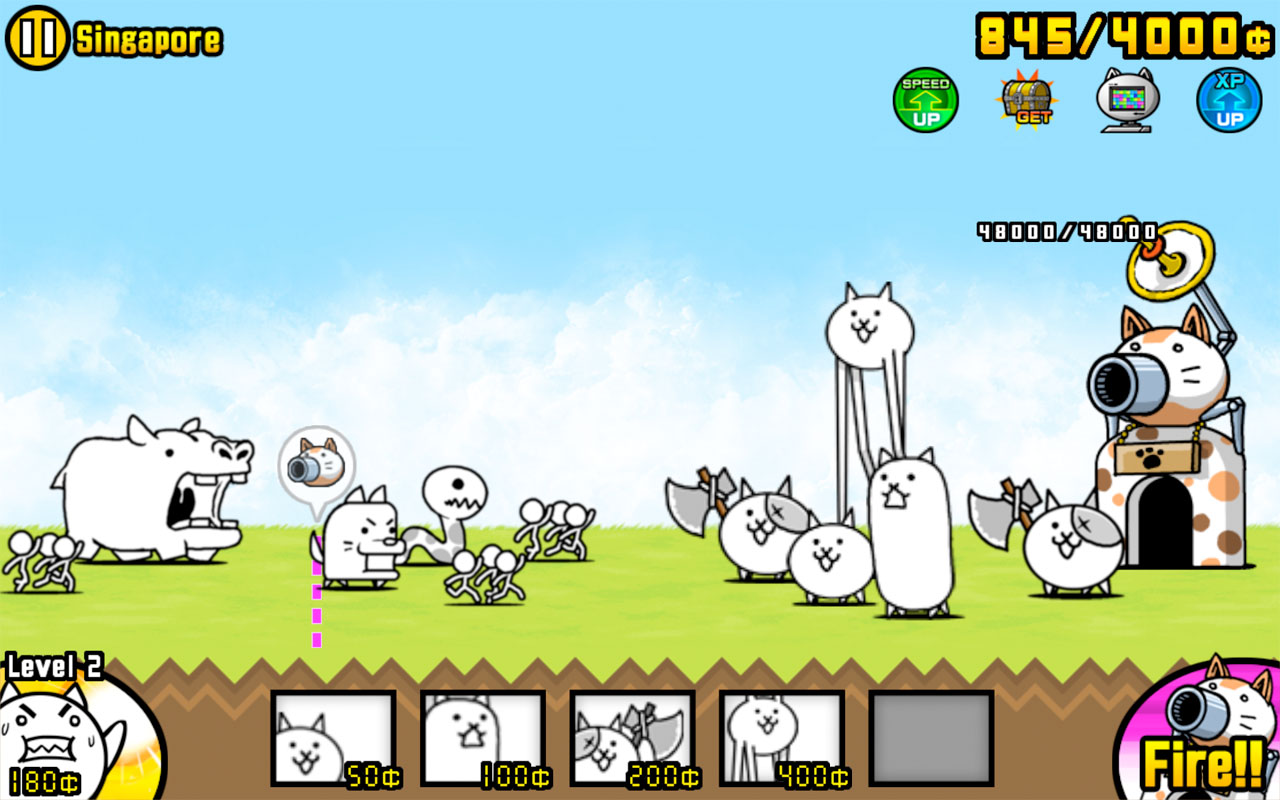 Despite My Dislike For Cats Ponos Battle Cats Did All The Right