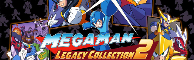 Mega Man Legacy Collection 2 coming in August