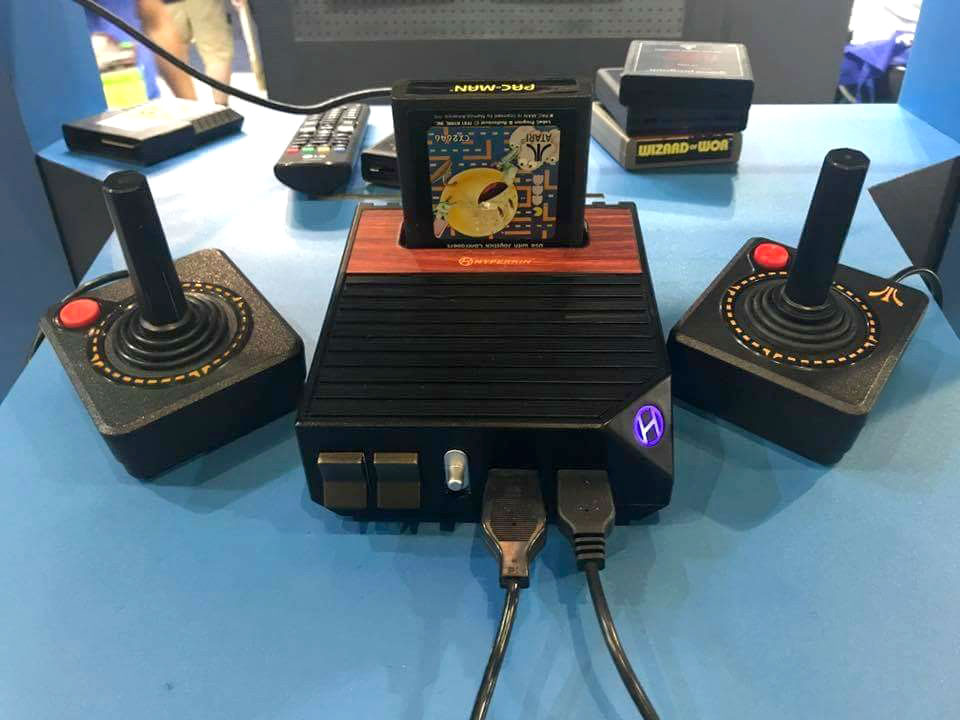Hyperkin's Retron 77 (Atari)