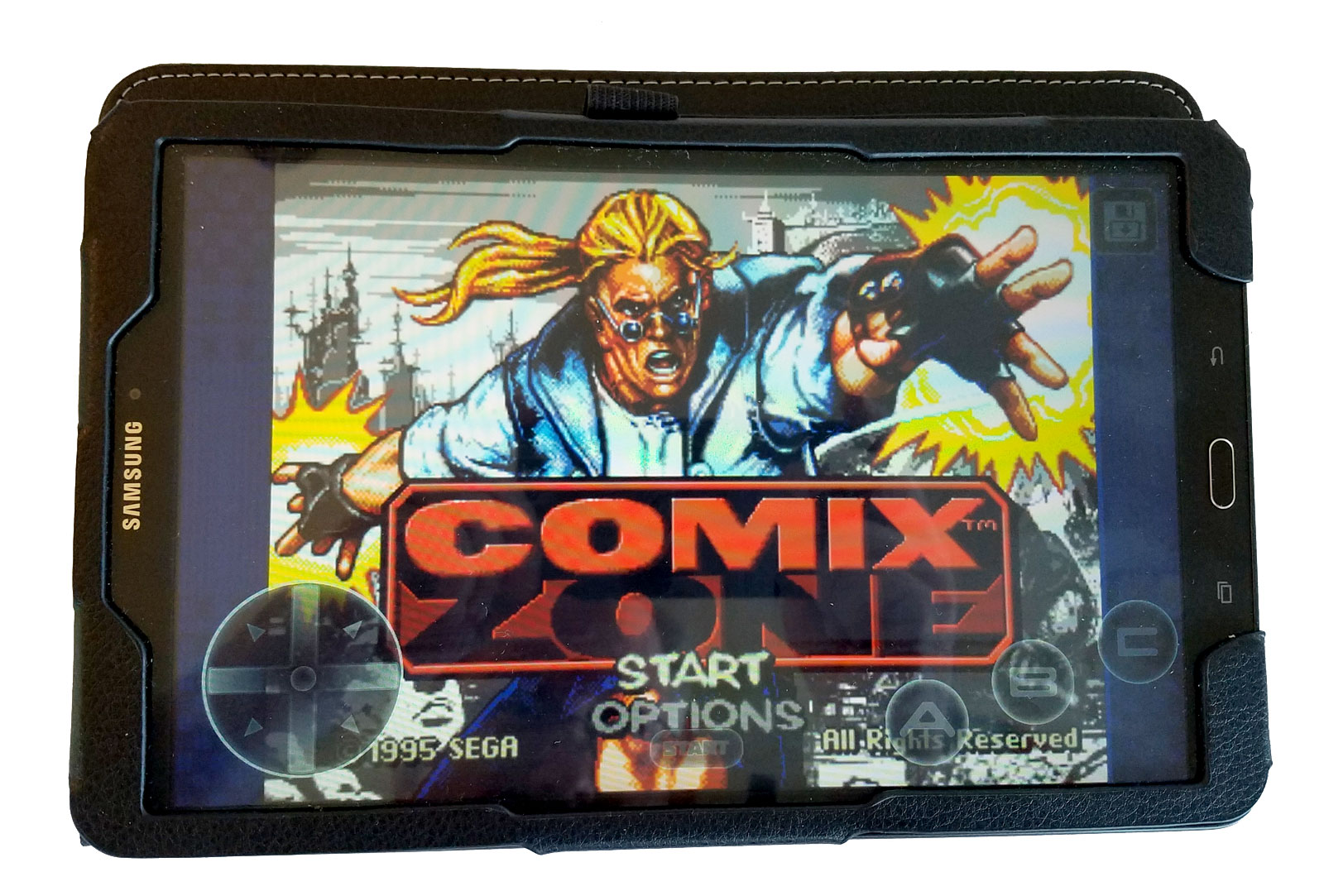 SEGA Forever - Comix Zone for Androoid