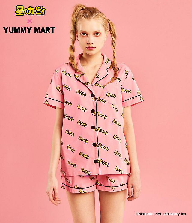 Kirby pajamas from Yummy Mart