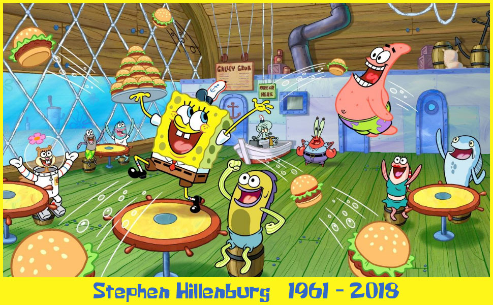 Stephen Hillenburg passed away at age 57