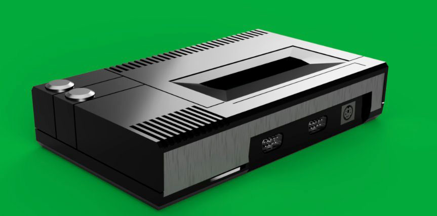 CollectorVision is developing an #FPGA Video Game System for