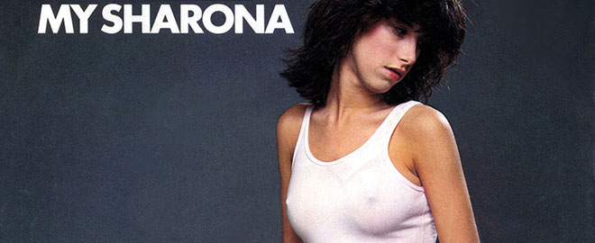 There really was a Sharona