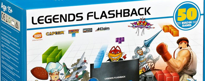 """AtGames changes course with """"Legends Flashback"""" console and HDMI"""