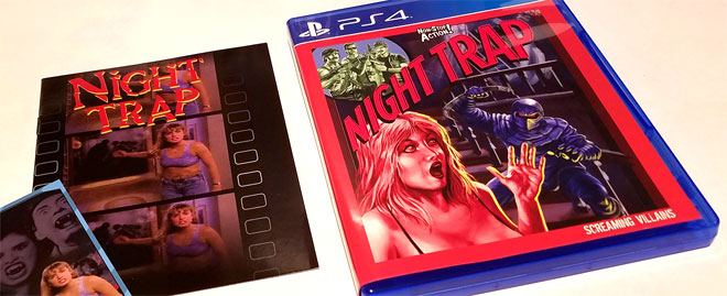 Night Trap for PS4