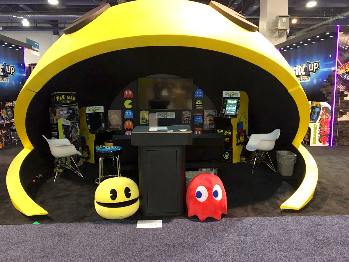 Arcade1Up is showing off more arcade titles at #CES | 8-Bit