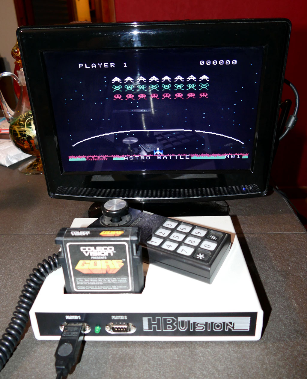 HB Vision is another Colecovision project along with