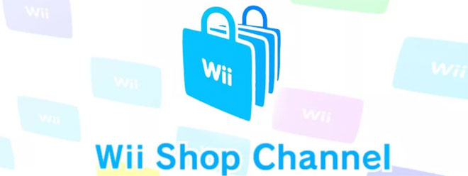 Wii Shop Channel is closed