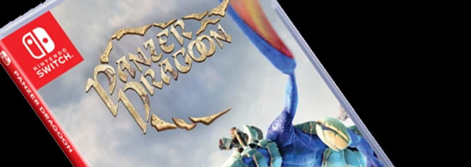 Panzer Dragoon on Switch via Limited Run Games
