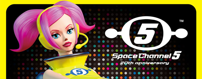 Space Channel 5 20th anniversary soundtrack
