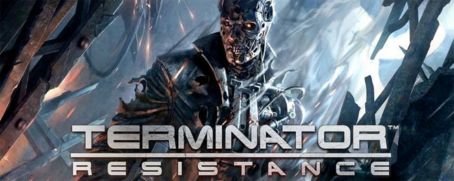 Terminator Resistance for PS4