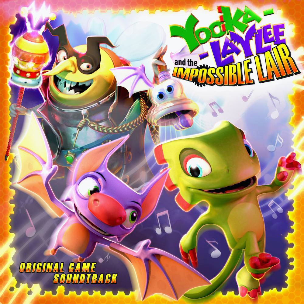 Yooka-Laylee Impossible Lair soundtrack