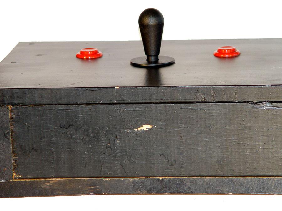 build arcade quality joysticks for atari 2600  7800  800