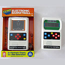 Basic Fun Electronic Football and Basketball