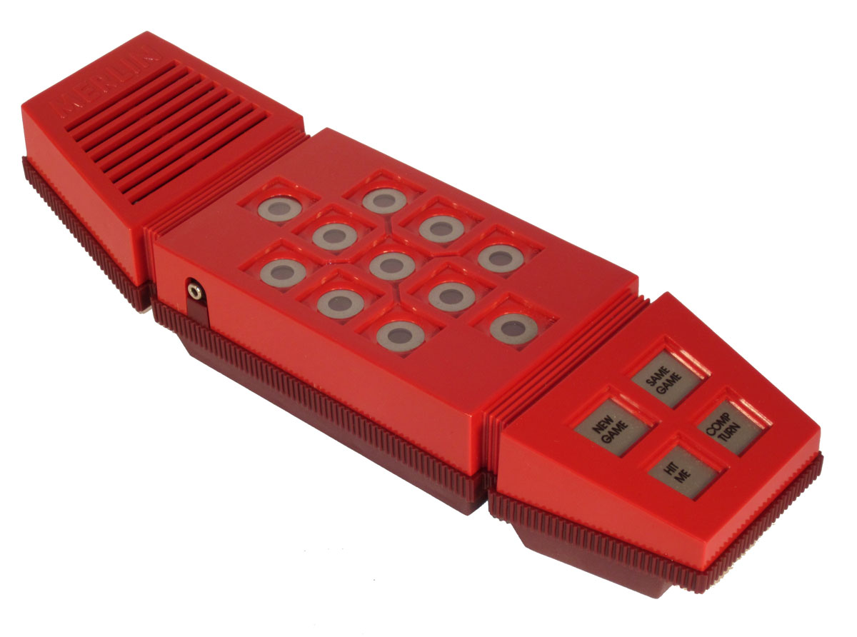 the merlin electronic wizard turned blinking lights into a multi Merlin Game merlin
