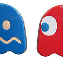 Pac-Man Ghost Candy