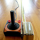 Hyperkin Retron77 joysticks