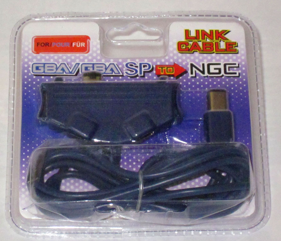 Link Cable For Gameboy Advance And Gamecube images