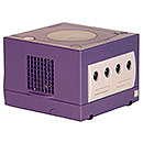 Nintendo GameCube - Front left view