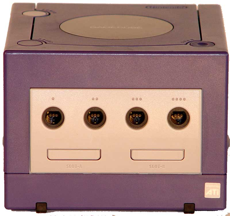 Xbox Video Logo #Nintendo's #GameCube ...