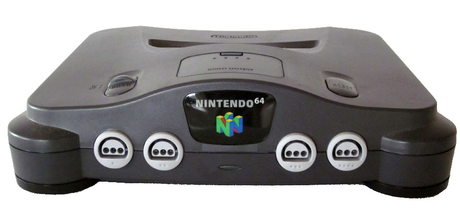 The n64 is nintendo 39 s last game console to use rom cartridges until the switch arrived images - Super nintendo 64 console ...