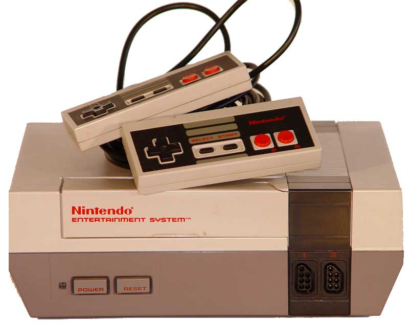 The Nintendo Nes Led A Revolution In Quality And Retail Game Distribution Nintendo Nes