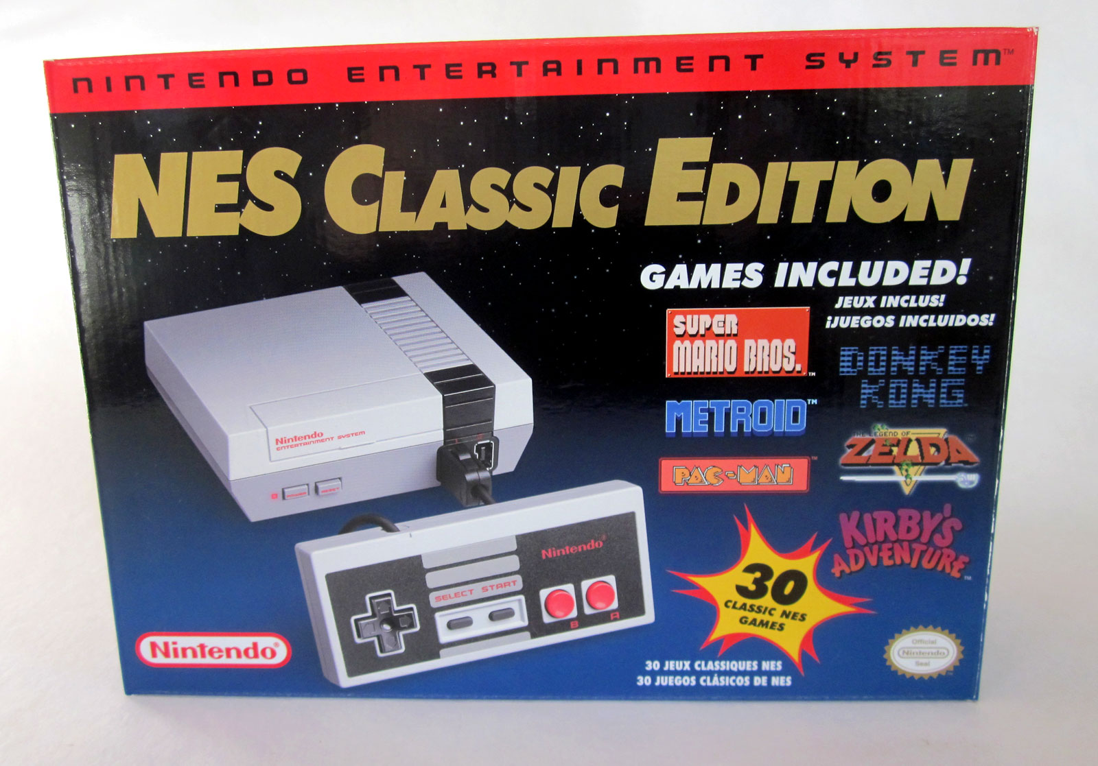 Nintendo S Nes Classic Edition Packs 30 Games Into A Usb Powered
