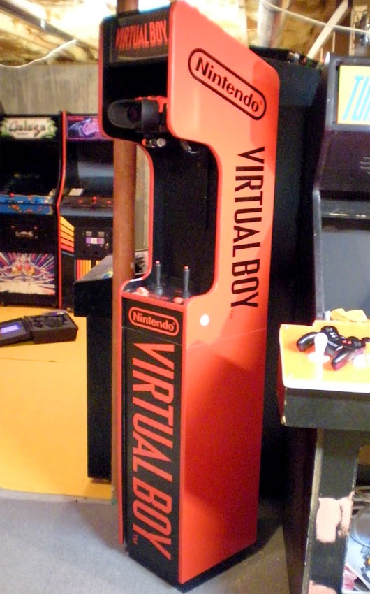 Nintendo's #VirtualBoy was banished to the Land of Misfit Toys ...