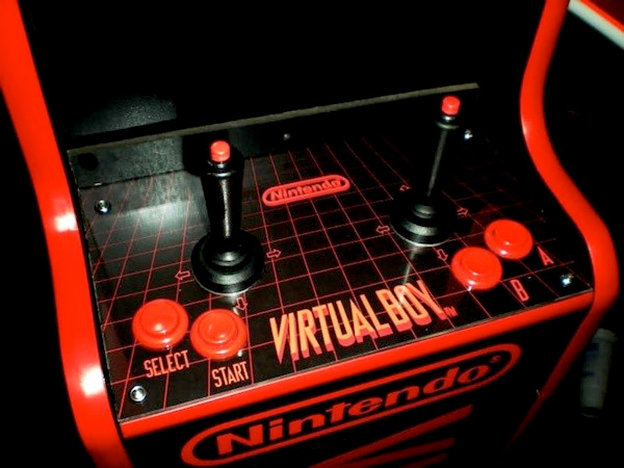Nintendo S Virtualboy Was Banished To The Land Of Misfit