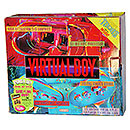 Nintendo VirtualBoy in box