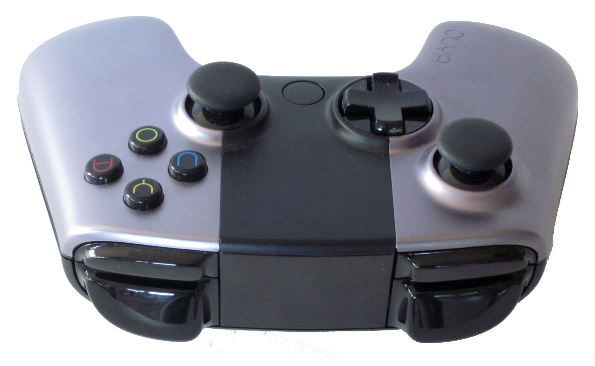 The #Ouya is an open-source #Android video game console