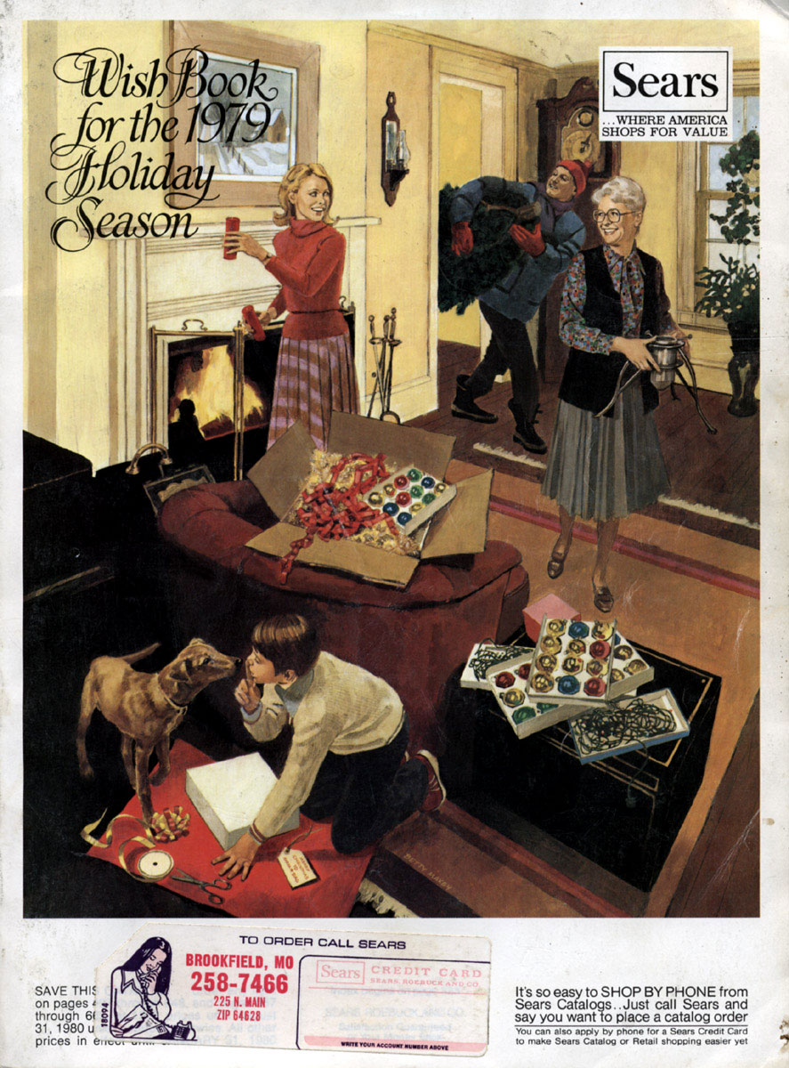 sears wish book 1979 - Sears Christmas Catalog