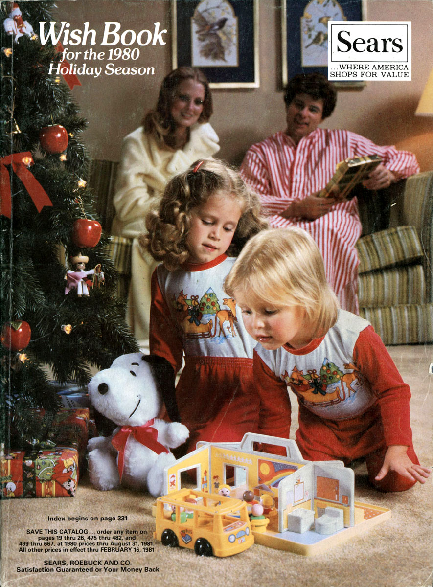sears wish book 1980 - Sears Christmas Catalog