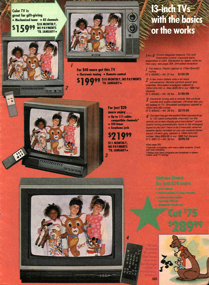 Retro #toys and #videoGames from the Sears Christmas Wish ...