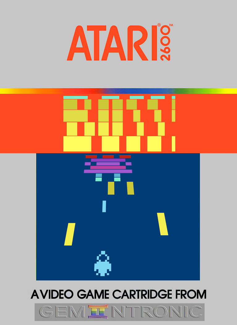 Boss for the Atari 2600