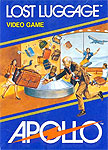 Apollo's Lost Luggage for Atari 2600 Classic Retro Gaming Video Game Review