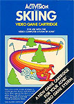 Activision's Skiing for Atari 2600 Classic Retro Gaming Video Game Review