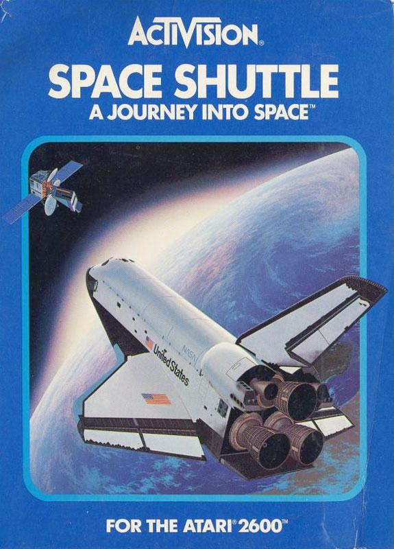 space shuttle atari 2600 - photo #2