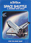 Activision Space Shuttle for Atari 2600 Classic Retro Gaming Video Game Review