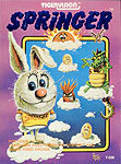 Tigervision Springer for Atari 2600 Classic Retro Gaming Video Game Review