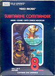 Sears Submarine Commander for Atari 2600 Classic Retro Gaming Video Game Review