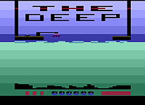 Winkdot's The Deep for Atari 2600 Classic Retro Gaming Video Game Review